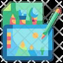 Art Design Drawing Interface Icon