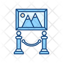 Art Exibhition Icon