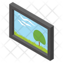 Landscape Gallery Art Gallery Icon