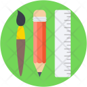 Art Tools Painting Icon