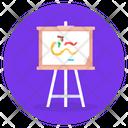 Artboard Drawing Board Drawing Easel Icon