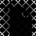 Background Artboard Paper Icon