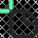 Artboard Illustration Background Icon