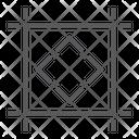 Artboard Tool Design Icon
