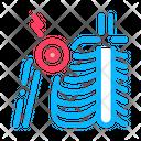 Arthritis Shoulder Joint Icon