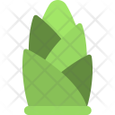 Artichoke Green Flower Icon