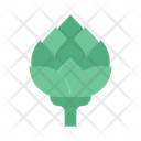 Autumn Artichoke Cultivated Thistle Icon