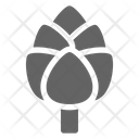 Artichoke Vegetable Harvest Icon