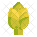 Artichoke Vagetable Food Icon