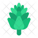 Artchoke Fresh Vegetables Icon