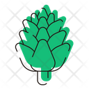 Fresh Vegetables Food Icon