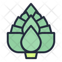 Artichoke Vegetable Healthy Icon