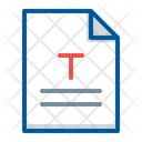 Article Blog Document Icon