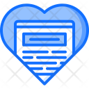 Article Like Heart Icon