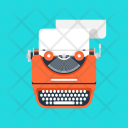 Article Author Copywriting Icon