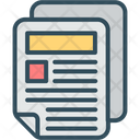 Article Content Documents Icon
