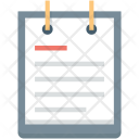 Article Jotter Notebook Icon