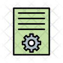 Article Marketing Settings Icon