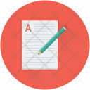 Article Writing Content Icon