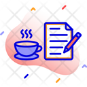 Article Writing Content Content Writing Icon