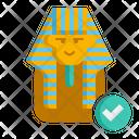 Artifact Archaeological Archaeologist Icon