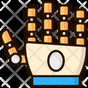 Artifical Hand Robot Hand Robot Arm Icon