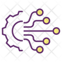 Iartifical Intelligence Artifical Intelligence Ai Network Icon