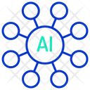 Iartificial Intelgence Data Artifical Intelligence Data Ai Data Icon