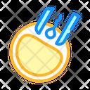 Artificial Insemination Color Icon