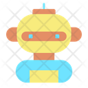 Iai Bot Artificial Bot Artificial Intelligence Bot Icon
