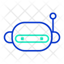 Irobot Artificial Bot Ai Bot Icon