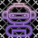 Artificial Bot Icon
