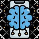 Brain Smart Devices Icon