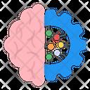 Artificial Brain Artificial Brain Configuration Brain Configuration Icon