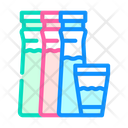 Artificial Coloring Coloring Art Icon
