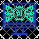 Artificial Computer Icon