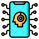 Artificial Device Ai Mobile Artificial Mobile Icon