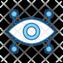 Artificial Eye Artificial Intelegence Eye Icon