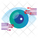 Artificial Eye Icon