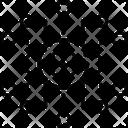 Artificial Eye Artificial Network Artificial Icon