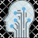Artificial Head Icon