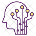 Ihuman Technology Artificial Human Artificial Intelligence Icon
