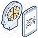 Artificial Intelligence Ai Superintelligence Icon