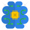 Artificial Intelligence Ai Brain Icon