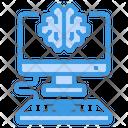 Ai Artificial Intelligence Computer Icon