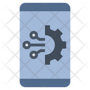 Ai Artificial Intelligence Technology Icon