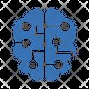 Artificial Intelligence Creative Icon