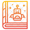 Artificial Intelligence Book Icon