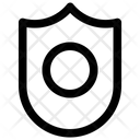 Security Shield Ai Icon