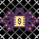 Artificial Lock Icon
